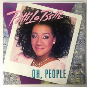 "Patti LaBelle ‎- Oh, People SP 12"" MCAT1075 BDB"