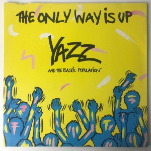 "Yazz And The Plastic Population SP 12"" BLR4T BDB"