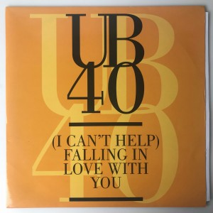 "Falling In Love With You SP 12"" 724389186062 BDB"