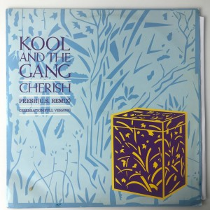 "Kool And The Gang - Cherish SP 12"" DEX20 BDB"