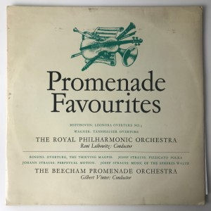 The Royal Philharmonic Orchestra LP RDM1013 DB