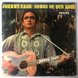 Johnny Cash - Songs Of Our Soil LP BBL7353 kiepski