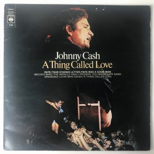 Johnny Cash - A Thing Called Love LP 64898 zadow