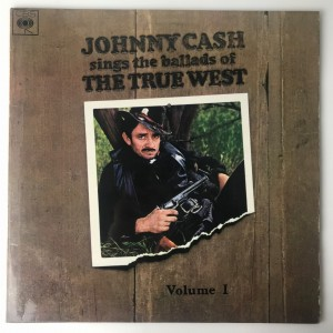 Cash Sings The Ballads Of The True West LP 62538 zadow