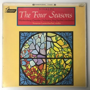 Vivaldi - The Four Seasons LP TV34040S BDB