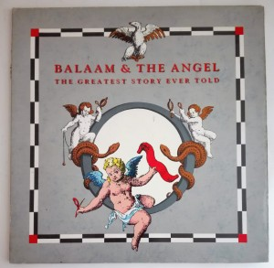 Balaam And The Angel - The Greatest Story Ever Told LP słaby