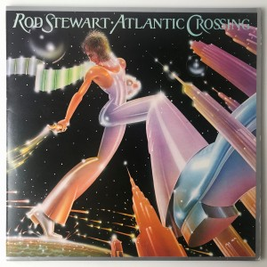 Rod Stewart - Atlantic Crossing LP K56151 zadow