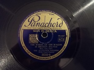 The Wheel Of The Wagon/South American Joe 25785