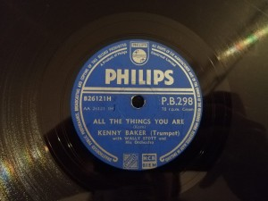 ALL THE THINGS YOU ARE/HOW DEEP IS THE OCEAN PB298