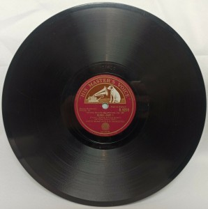 Artie Shaw: Blues 1/2 B9259 HMV