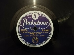 Benny Goodman Tuesday At Ten/ Air Mail Special Parlophone R2827