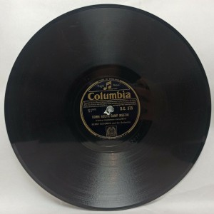 Benny Goodman: Down South Camp Meetin'/ King Porter Stomp DC575
