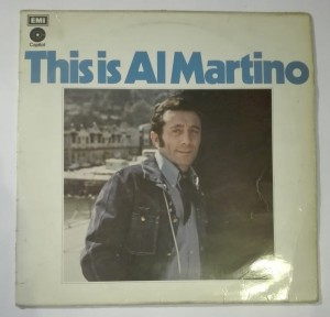 This Is Al Martino LP winyl stan db