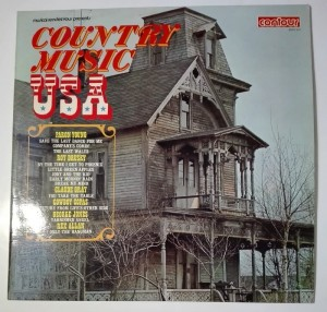 Country Music USA LP winyl stan db