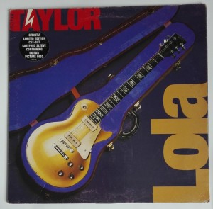 Andy Taylor - Lola SP picture disc winyl dobry