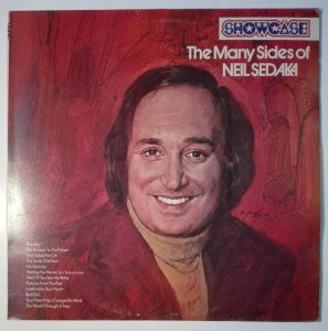 The Many Sides of Neil Sedaka LP winyl stan db