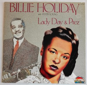 Billie Holiday & Lester Young - Lady Day & Prez LP db