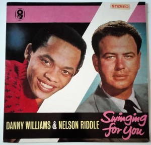 Danny Williams & Nelson Riddle - Swinging For You LP bdb