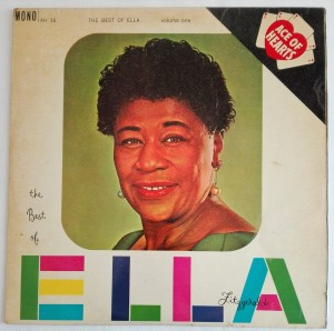 The Best Of Ella Fitzgerald Volume One LP zadowalający