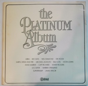 The Platinum Album LP winyl stan dosk