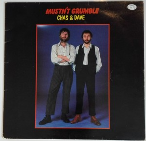 Chas i Dave - Mustn't Grumble LP winyl stan b. dobry