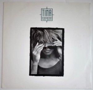 Tina Turner The Best LP winyl stan słaby