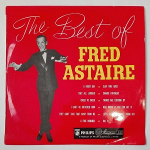 The best of Fred Astaire LP vinyl good