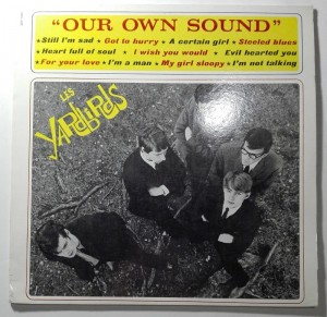 Les Yardbirds - Our Own Sound LP vinyl good