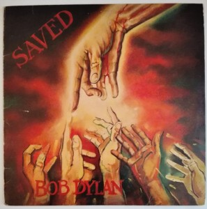 Bob Dylan - Saved LP winyl stan db