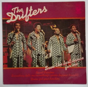 The Drifters - Save the last dance for me LP