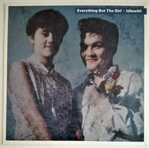 Everything But The Girl - Idlewild LP vinyl excellent