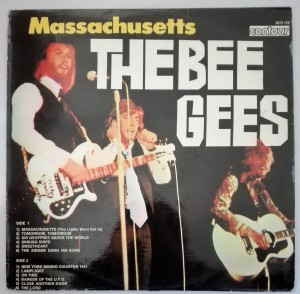 The Bee Gees - Massachusetts LP winyl stan db
