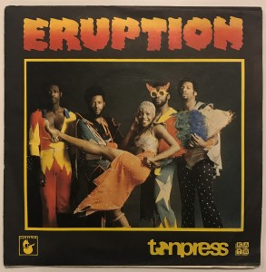 Eruption - Leave A Light... singiel S204 DB