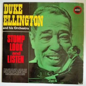 Duke Ellington - Stomp Look And Listen LP winyl stan db