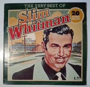 The Very Best Of Slim Whitman LP winyl stan db