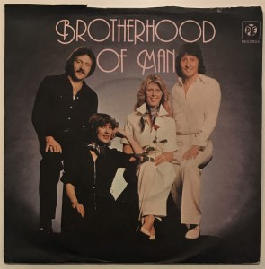 Brotherhood Of Man - Figaro singiel VIP7801 BDB