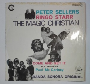 Peter Sellers & Ringo Starr - The Magic Christian LP db