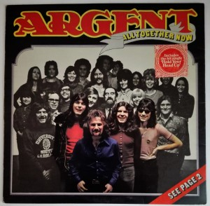 Argent - All Together Now LP winyl stan db