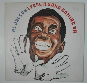 Al Jolson - I Feel A Song Coming On LP winyl stan dosk