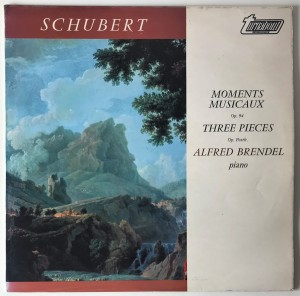 Schubert - Moments Musicaux Op. 94 LP TV34142S BDB