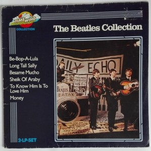 The Beatles Collection LP x2 winyl album stan dobry