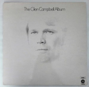 The Glen Campbell Album LP winyl stan dosk