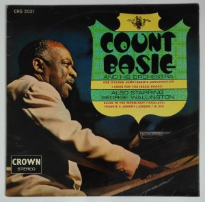 Count Basie and His Orchestra LP winyl stan bardzo dobry