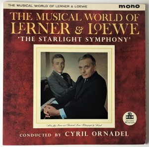 The Musical World Of Lerner & Loewe LP MGMC796 BDB