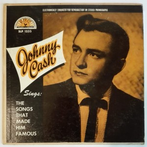 Johnny Cash The Songs That Made Him Famous LP zadowalający