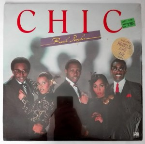 Chic - Real People LP winyl stan dosk