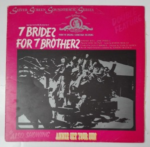 7 Brides For 7 Brothers / Annie Get Your Gun LP winyl stan bdb