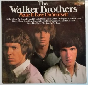 The Walker Brothers - Mate It Easy On Yourself LP bardzo dobry