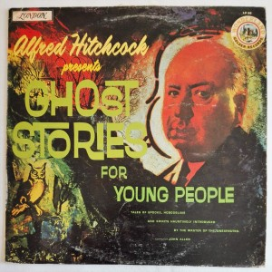 Hitchcock Presents Ghost Stories For Young People LP zadowalający