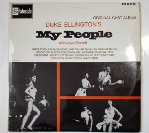 Duke Ellington - My People LP winyl stan db